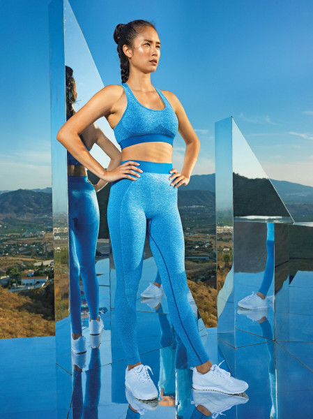 Women's TriDri®'3D fit' multi-sport sculpt leggings