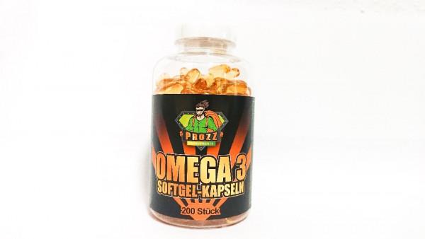 PROZZ Omega 3 -200 Gelkapseln