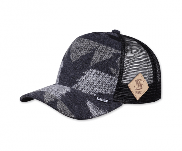 DJINNS -Trucker Cap HFT Wool Aztek