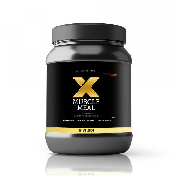 Exclusiv Sportz - X-MUSCLE MEAL, 1000g