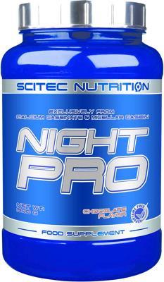Scitec Nutrition Night Pro Casein, 900 g Dose