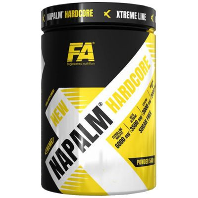 FA Nutrition - XTREMA NAPALM Hardcore, 540g