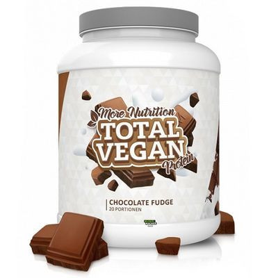 More Nutrition -Total Vegan Protein 1000g