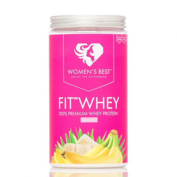Womens Best Fit Whey Protein - 500g Dose / 1000g Beutel