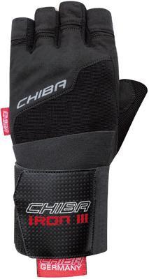 Chiba Iron III, schwarz