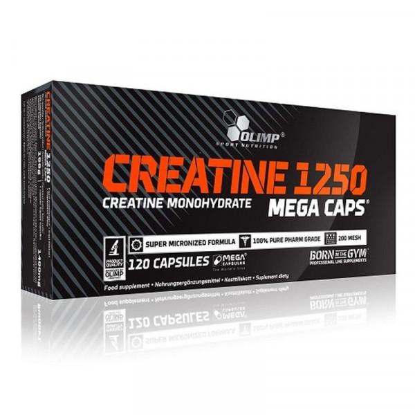 Olimp - CREATIN MEGA CAPS, 120 Kapseln