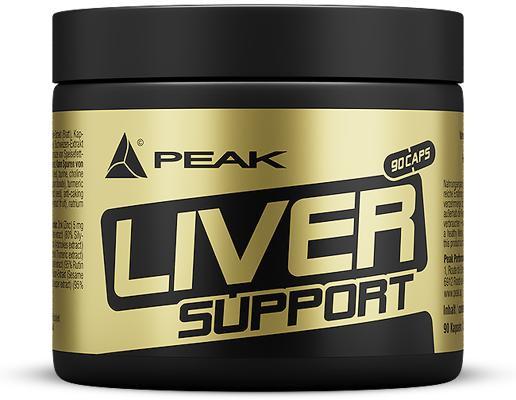 Peak - LIVER SUPPORT, 90 Kaps.