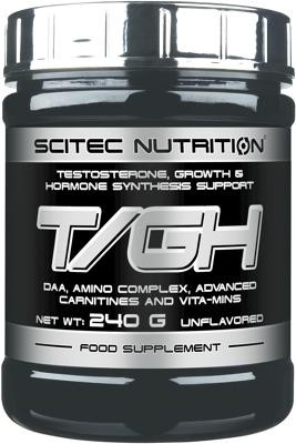 Scitec Nutrition T/GH, 240 g Dose, Neutral