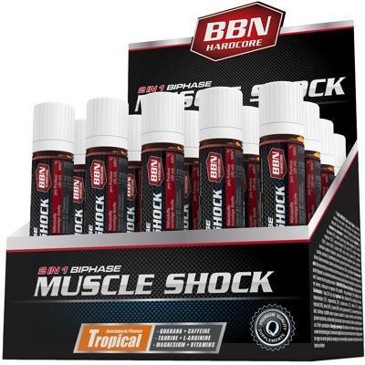 Best Body Nutrition HC Muscle Shock 2in1, 20 Fläschchen á 20 ml