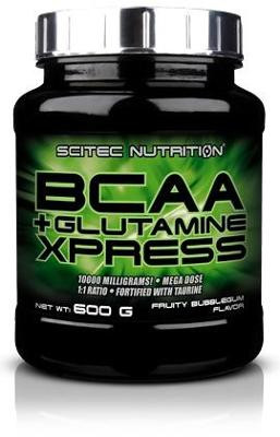 Scitec Nutrition BCAA + Glutamine Xpress, 600 g Dose