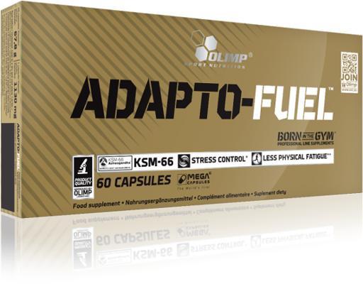 Olimp Adapto Fuel, 60 Kapseln