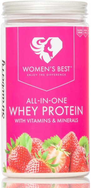 Womens Best All-in-one Whey Protein - 500g Dose