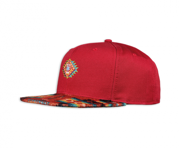"DJINNS ""6 Panel Snapback Cap Aztek Crown"""