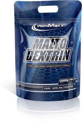 IronMaxx Maltodextrin, 2000 g Beutel