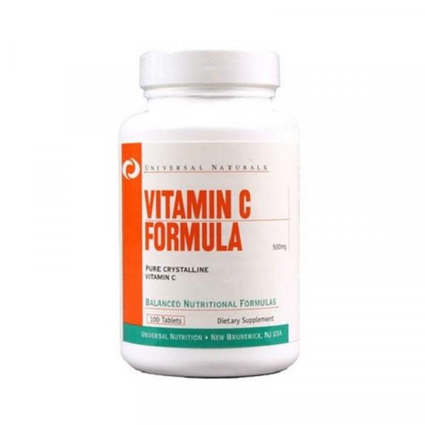 Universal Vitamin C 500mg 100 Tabs