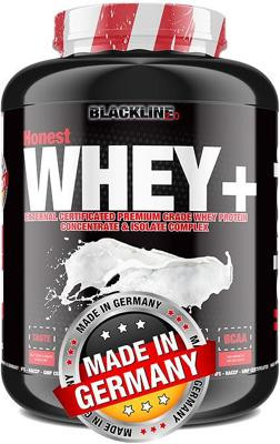 BlackLine 2.0 Honest Whey+, 2270 g Dose