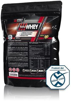 Frey Nutrition - TRIPLE WHEY, 500 g