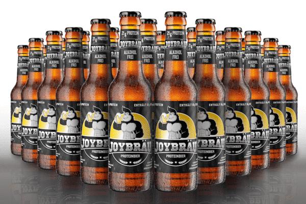 JoyBräu alkoholfrei - Flasche 0,33l