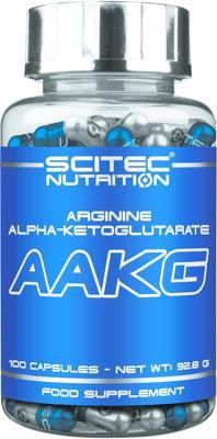 Scitec Nutrition AAKG, 100 Kapseln Dose