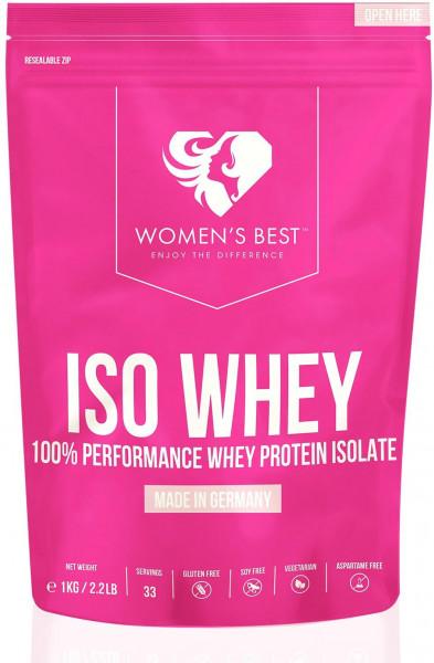 Womens Best Iso Whey - 1000g Beutel