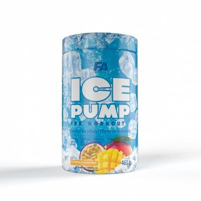 FA Nutrition ICE Pump Pre-Workout - 463g