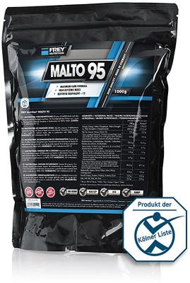 Frey Nutrition - MALTO 95, neutral, 1000 g