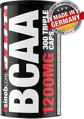 Blackline 2.0 Core BCAA 1200 mg, 300 Kapseln