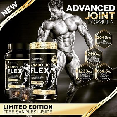 Kevin Levrone Anabolic FLEX - 30 Portionen