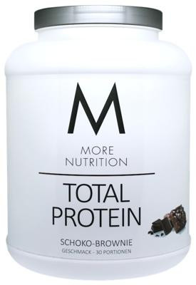 More Nutrition - TOTAL PROTEIN, 1500 g