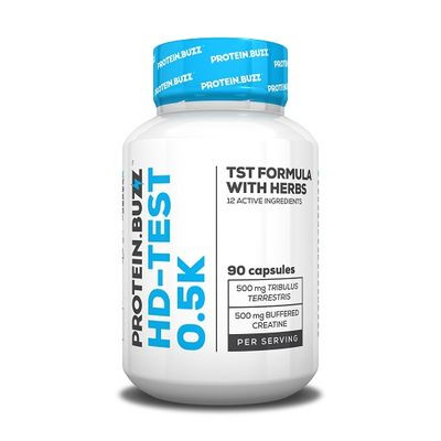 Protein.Buzz HD-Test 0,5K 90 Kapsel