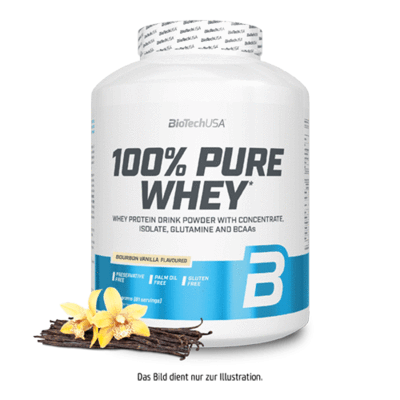 BioTech USA 100% Pure Whey, 2270g Dose