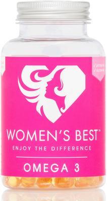 Womens Best Omega 3 Capsules, 150 Kapseln