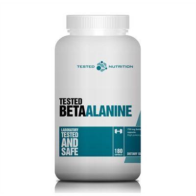 Tested Nutrition Beta-Alanine 180 Kapsel