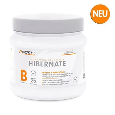 ProFuel Hibernate - Sleep Optimization - 100% Vegan - 325g
