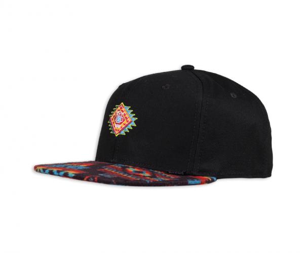 """DJINNS """"6 Panel Snapback Cap Aztek Crown"""""""