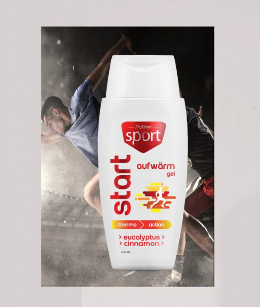 Kristall Life - SPORT Start-Gel 150ml