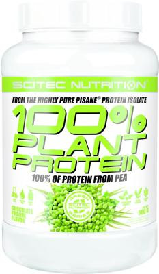 Scitec Nutrition 100% Plant Protein, 900 g Dose