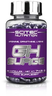 Scitec Nutrition GH Surge, 90 Kapseln Dose