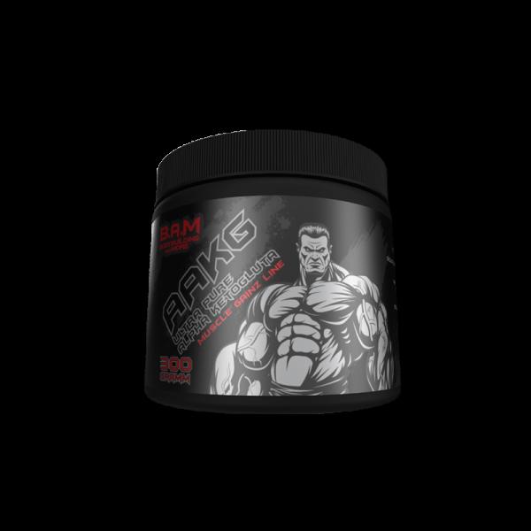 B.A.M. Ultra Pure Arginin-Ketoglutarat 300g