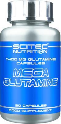 Scitec Nutrition Mega Glutamine, 90 Kapseln Dose