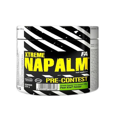 FA Nutrition - XTREAM NAPALM, PreContest, 224g