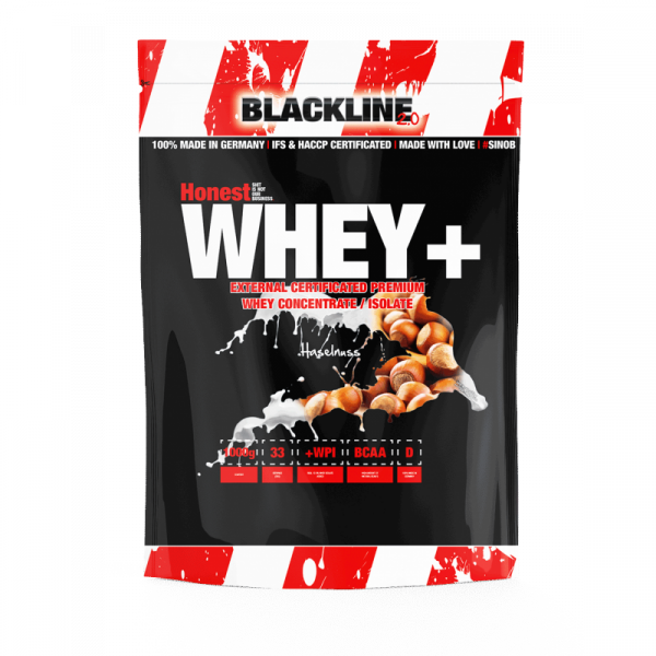Blackline 2.0 - Honest Whey+ - 1000g