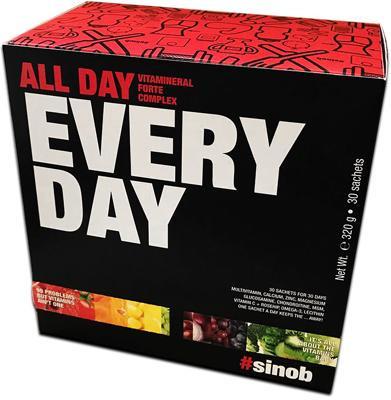 Blackline 2.0 All Day Every Day, 30 Päckchen a 8 Stück
