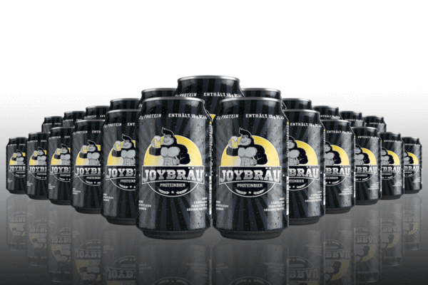 JoyBräu alkoholfrei - Original Dose 0,33l