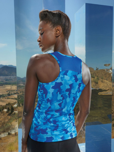 Women's TriDri® Hexoflage™ performance vest