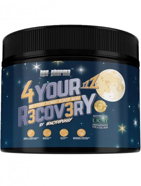 BPS Pharma -4 Your Recovery -statt 38,90€ - Der Booster für Schlaf und Regeneration