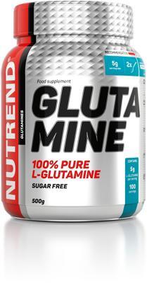 Nutrend Glutamine, 500 g Dose