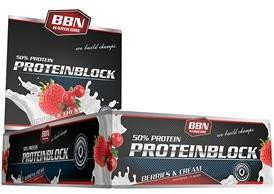 Best Body Nutrition Hardcore Protein Block, 15 x 90 g Riegel