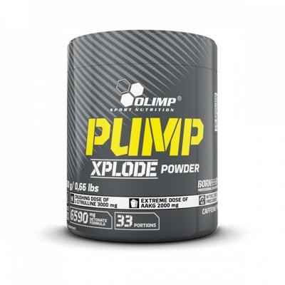 Olimp Pump Xplode Powder, 300 g Dose