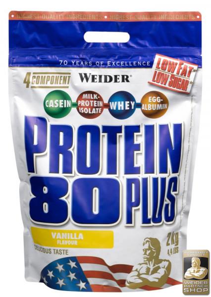 Weider Protein 80plus
